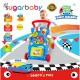 Sugar Baby Mini Car Push Baby Walker - Pilih Motif