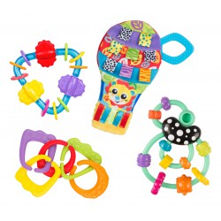 Playgro Up And Away Sensory Gift Pack Kado Bayi