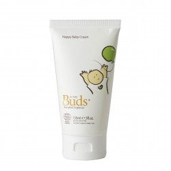 Buds Cherished Organics Happy Baby Cream - 150ml
