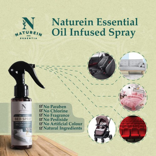 Naturein Anti Bacterial Bed Spray 100ml