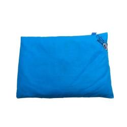 Olus Pillow Bantal Kulit Kacang Hijau - Blue
