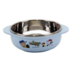 Lock & Lock Snoopy Baseball Stainless Soup...