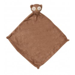 Angel Dear Mini Blankie - Owl