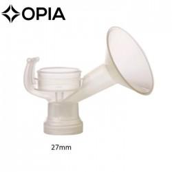 Opia Breast Pump Sparepart Breast Shield - 27mm