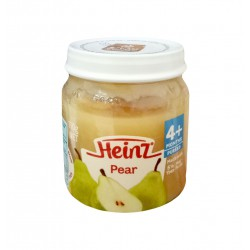 Heinz Fruity Pear 110gr - 4m+
