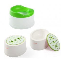 Karibu 3 in 1 Step Potty