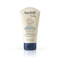 Aveeno Baby Soothing Relief Moisturizing Cream -...
