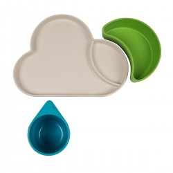 Tum Tum Eco Cloud Dining Set - Blue