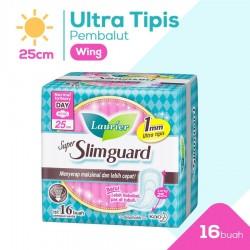 Laurier Super Slimguard Day Ultra Tipis Pembalut...
