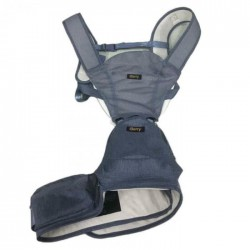 iBerry Hip Seat Baby Carrier AXT05 - Blue