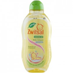 Zwitsal Baby Cologne Canola Oil Floral Kisses -...