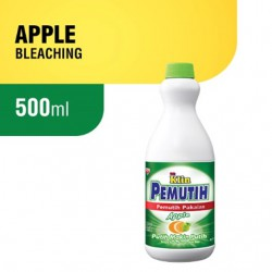 So Klin Pemutih Pakaian Apple - 500ml