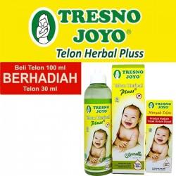 Tresno Joyo Minyak Telon Herbal Plus Citronella...