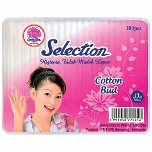 Selection Cotton Bud - 180pcs