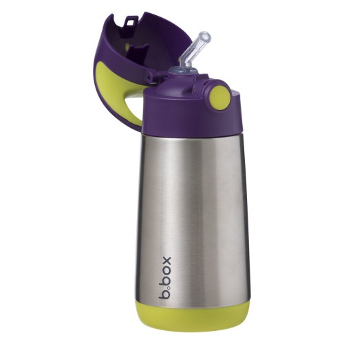 Bbox Insulated Drink Bottle with Straw 350 ml – Passion Splash