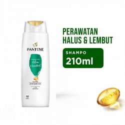 Pantene Shampo Shampoo Silky Smooth Care Halus...