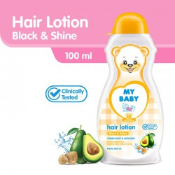 My Baby Hair Lotion Bayi 100ml - Black & Shine