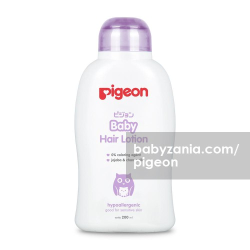 Pigeon Baby Hair Lotion with Jojoba & Chamomile Paraben Free - 200 ml
