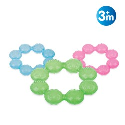 Nuby Icy Bite Ring Teether 3m+ - Tersedia Pilihan...
