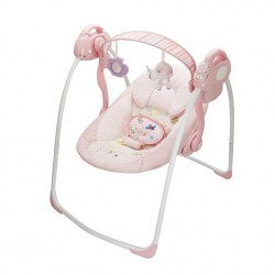 Babyelle Bouncer Automatic Baby Swing 33006 - Pink