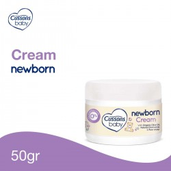 Cussons Baby Newborn Cream - 50ml