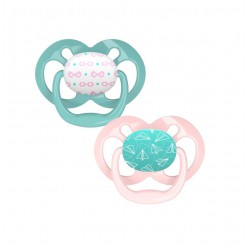 Dr. Brown's Advantage Pacifier 2 Pack Stage 2...