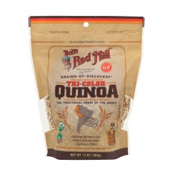Bobs Red Mill Organic Tricolor Quinoa Grain -...