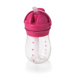 Oxo Tot Grow Straw Cup 9Oz - Pink
