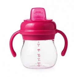 Oxo Tot Grow Soft Baby Spout Cup with Removable...
