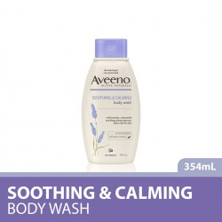 Aveeno Soothing & Calming Body Wash Sabun...