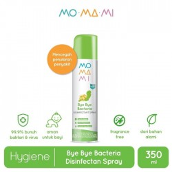 Momami Bye Bye Bacteria Disinfectant Spray - 350ml