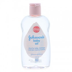 Johnsons Baby Oil Minyak Pijat Bayi - 125ml