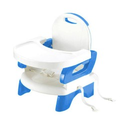 Mastela Folding Booster Seat - Blue