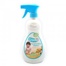 Cradle Toy & Surface Cleaner Spray & Wipe...