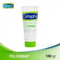 Cetaphil Moisturizing Cream Face and Body - 100 gr