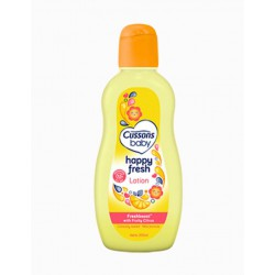 Cussons Baby Lotion Happy Fresh - 200ml