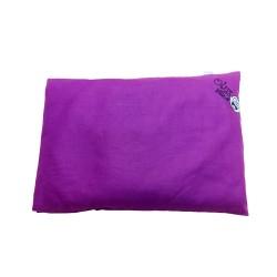 Olus Pillow Bantal Kulit Kacang Hijau - Dark...