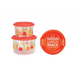 Sugar Booger Good Lunch Snack Containers Small...