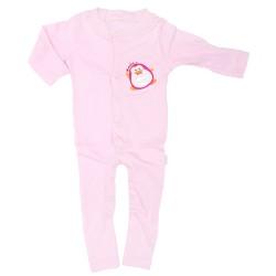 Imochi Katun Organik Baby Sleepsuit Piyama Bayi -...