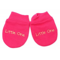 Cribcot Sarung Tangan Little One - Hot Pink Light...