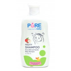 Pure Baby Shampoo 230ml - Fruity