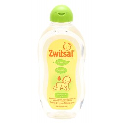 Zwitsal Natural Baby Oil Aloe Vera & Vit E -...
