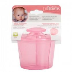 Dr. Brown's  Milk Powder Dispenser - Pink