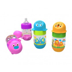 Baby Safe Wide Neck Bottle - 125ml (Tersedia...