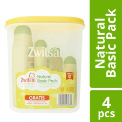 Zwitsal Natural Basic Pack