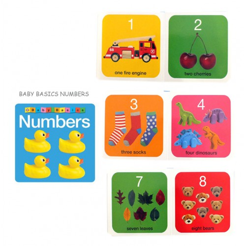 Priddy Books Baby Basics - Numbers
