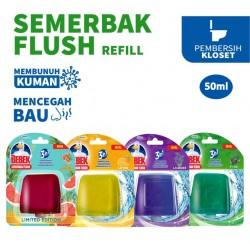 Bebek Semerbak Flush Pembersih Kloset Refill 50...