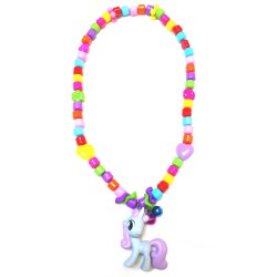 Lope Corner Kalung Little Ponny - Blue Purple