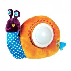 OOPS Boneka Lampu Malam - Snail Mushee