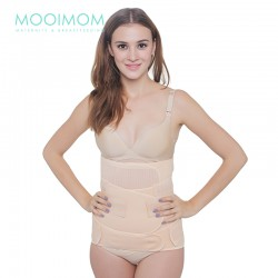 MOOIMOM 3in1 Postnatal Recovery Breathable Corset...